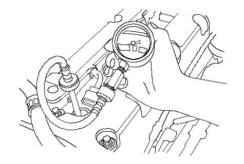 Engine Compression Inspection