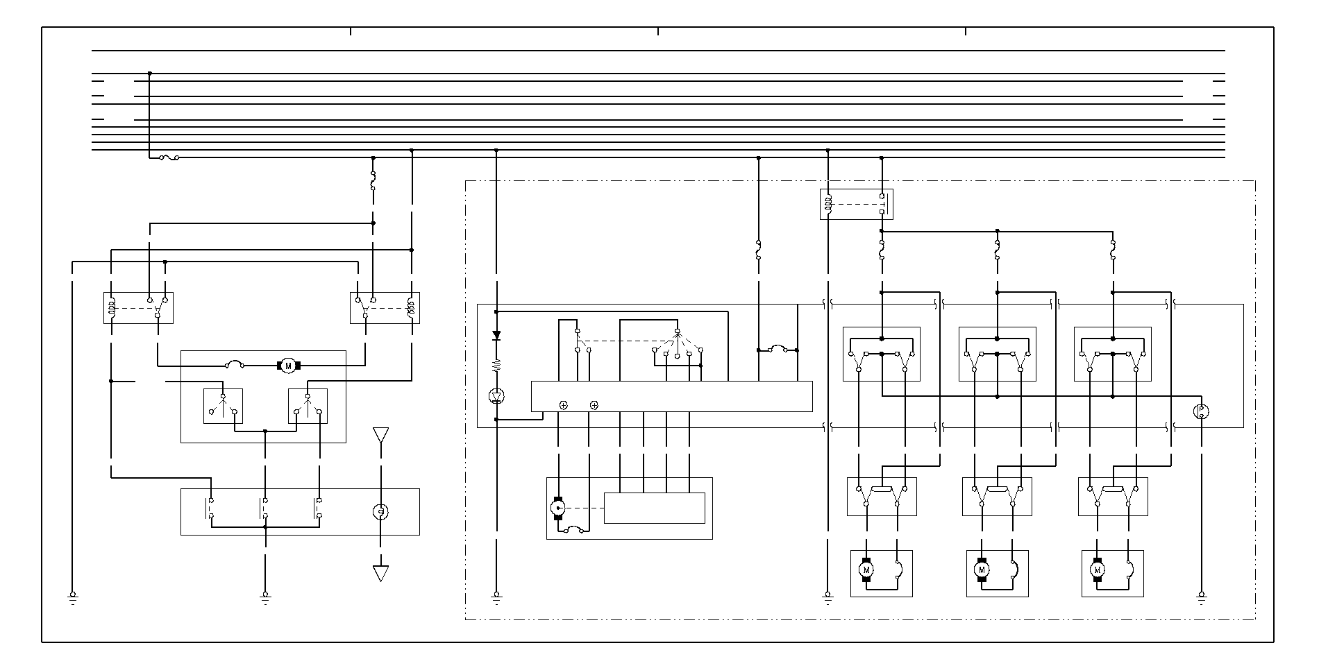 ... S9A2E00000000000000EBAD12 wiring diagram honda cr v 2002, 2003, 2004,  2005 service manual 1997