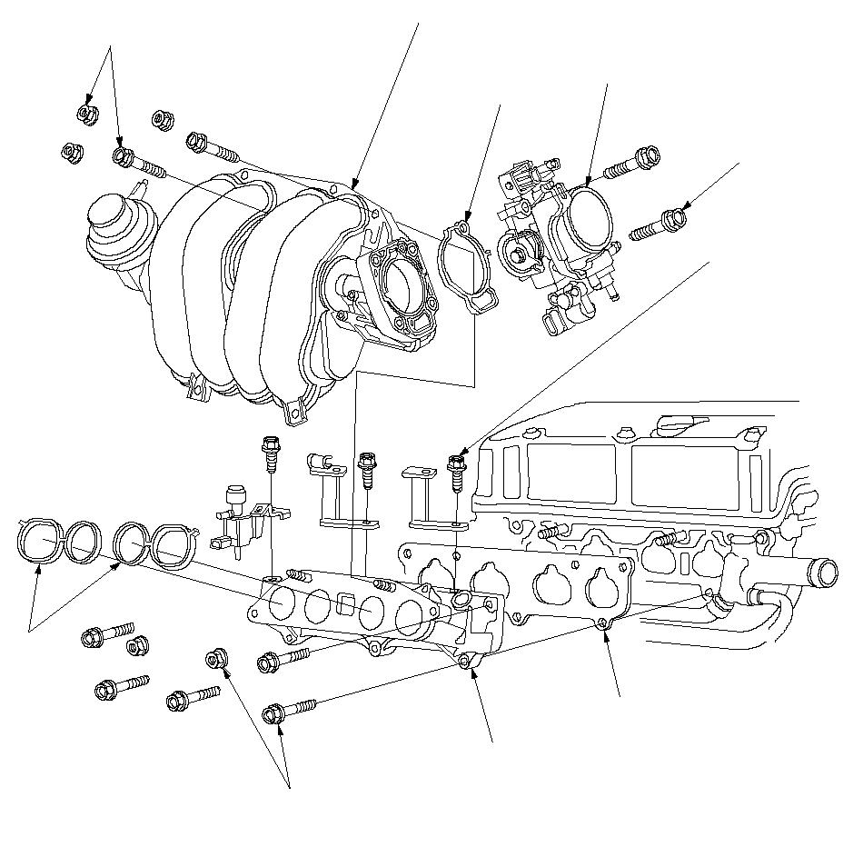 honda cr v intake manifold wiring electrical wiring diagram guide Honda Oxygen Sensor Wiring